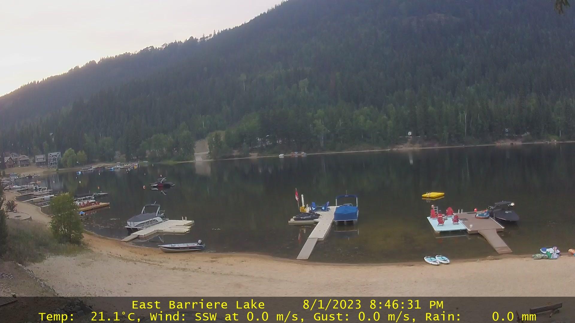 East Barriere Lake