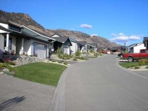 9th Green Adult Community, Sun Rivers, B.C.