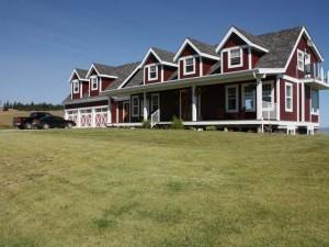 Knutsford Farm Home Kamloops BC