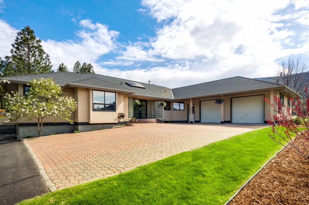 5885 Todd Road Kamloops Executive Home for Sale BC Thompson Okanagan