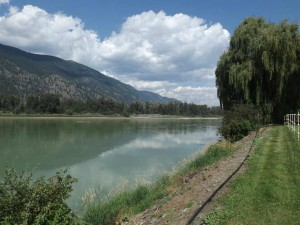 Vinsula River Front Home Property Acreage Kamloops