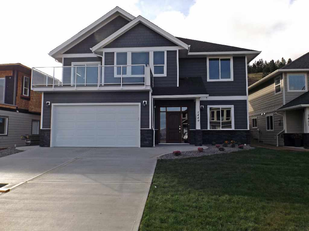 1449 Dunbar Drive Aberdeen Kamloops Home for Sale
