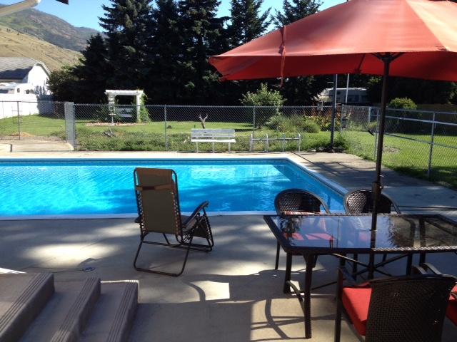 Rayleigh Pool home for sale Kamloops