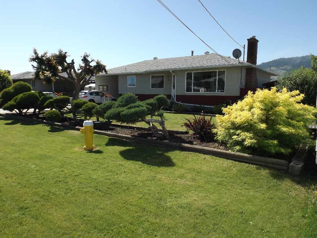 2155 Ponderosa Avenue, Brocklehurst, Kamloops Home for Sale