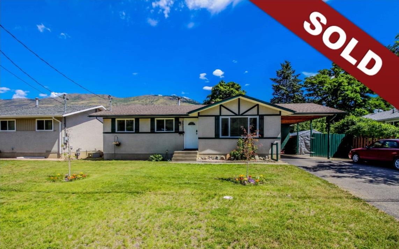 New Listing: 2521 Sandpiper Drive, Westsyde, Kamloops, BC $349,500