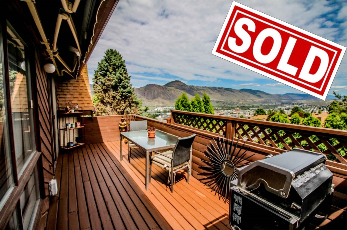 New Listing: 27-290 Pemberton Terrace, Sahali, Kamloops, BC $249,500