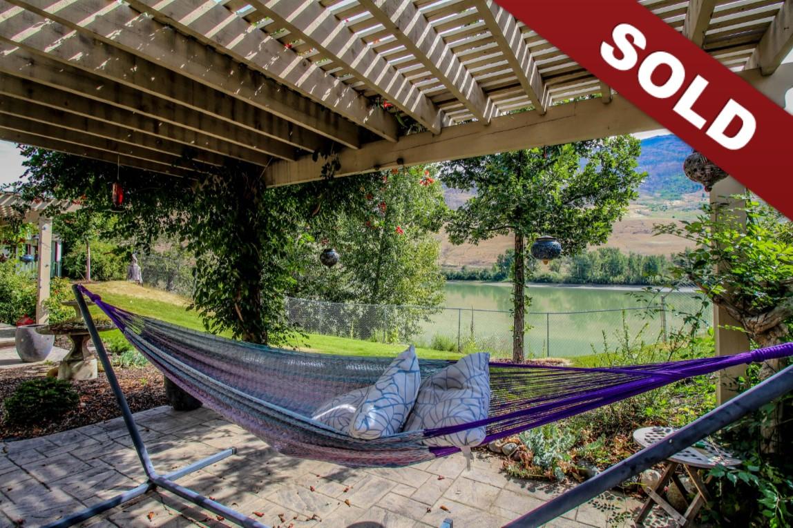 New Listing: 3485 Overlander Drive, Westsyde, Kamloops, BC $699,900
