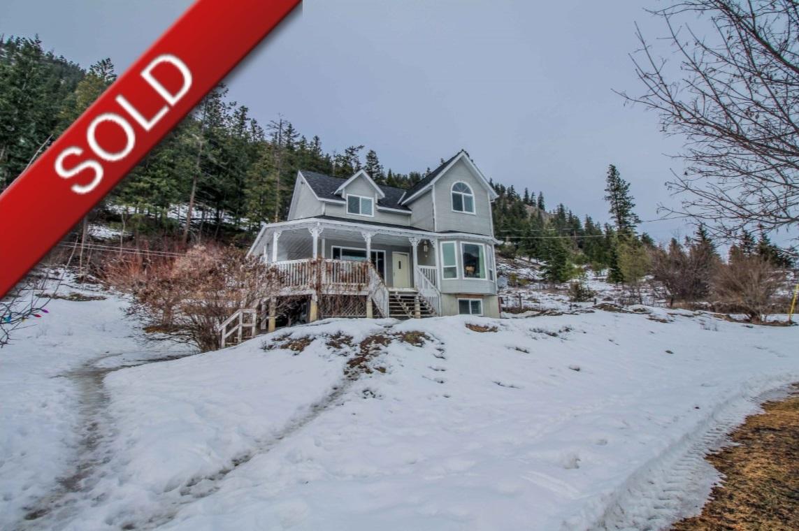 8901 Westsyde Rd, Westsyde, Kamloops Sold