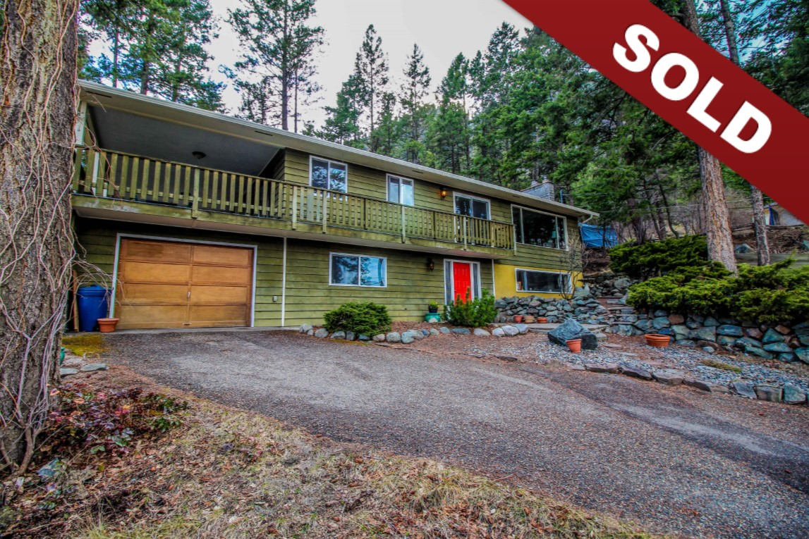 New Listing: 5477 Ronde Lane, Barnhartvale, Kamloops, BC $429,500