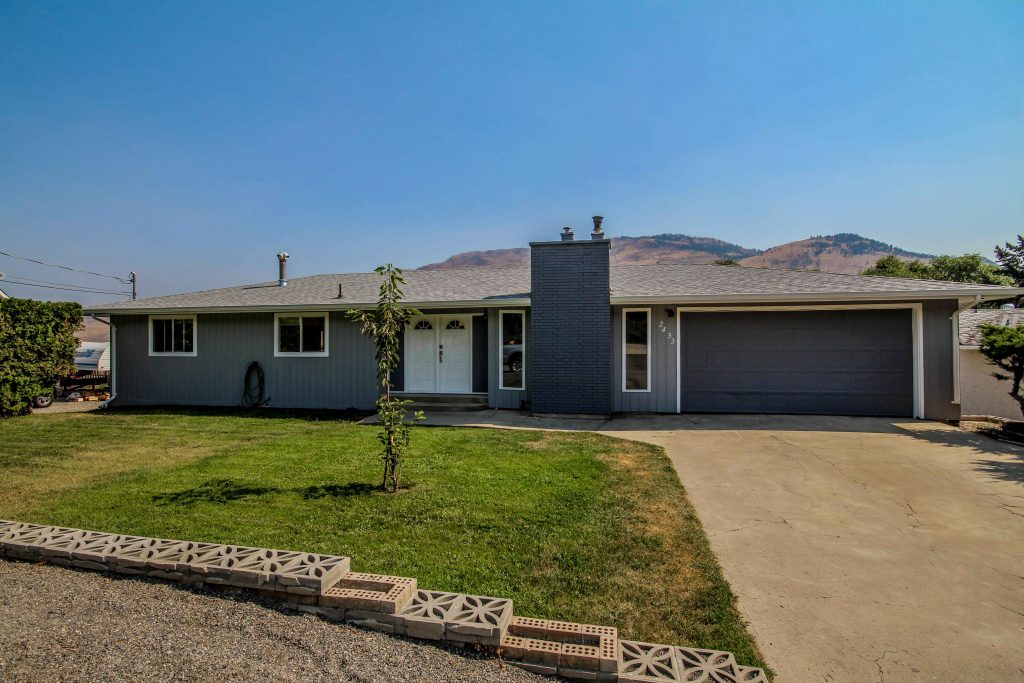 New Listing: 2433 Rhonmore Crescent, Westsyde, Kamloops, BC $474,900