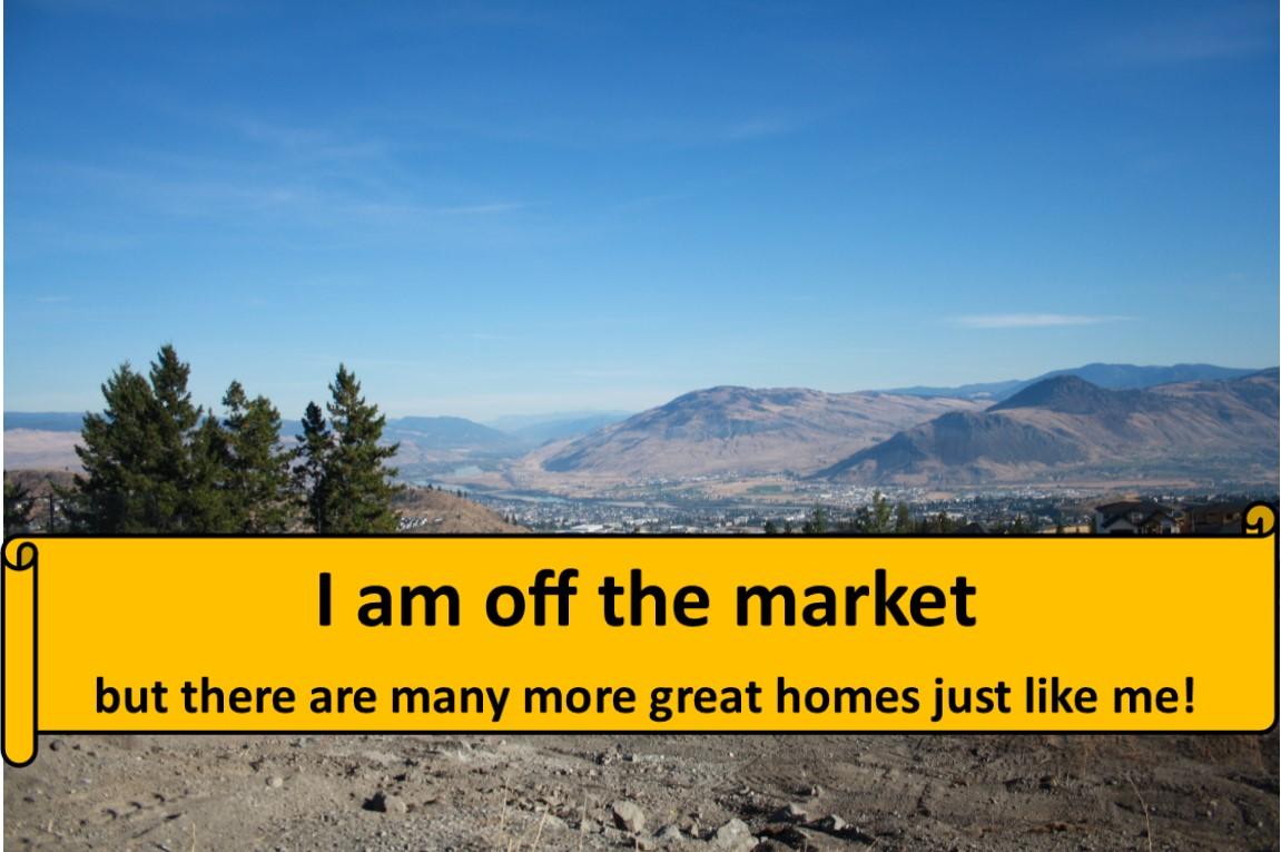 New Listing: 2158 Crosshill Drive, Aberdeen, Kamloops, BC $399,900