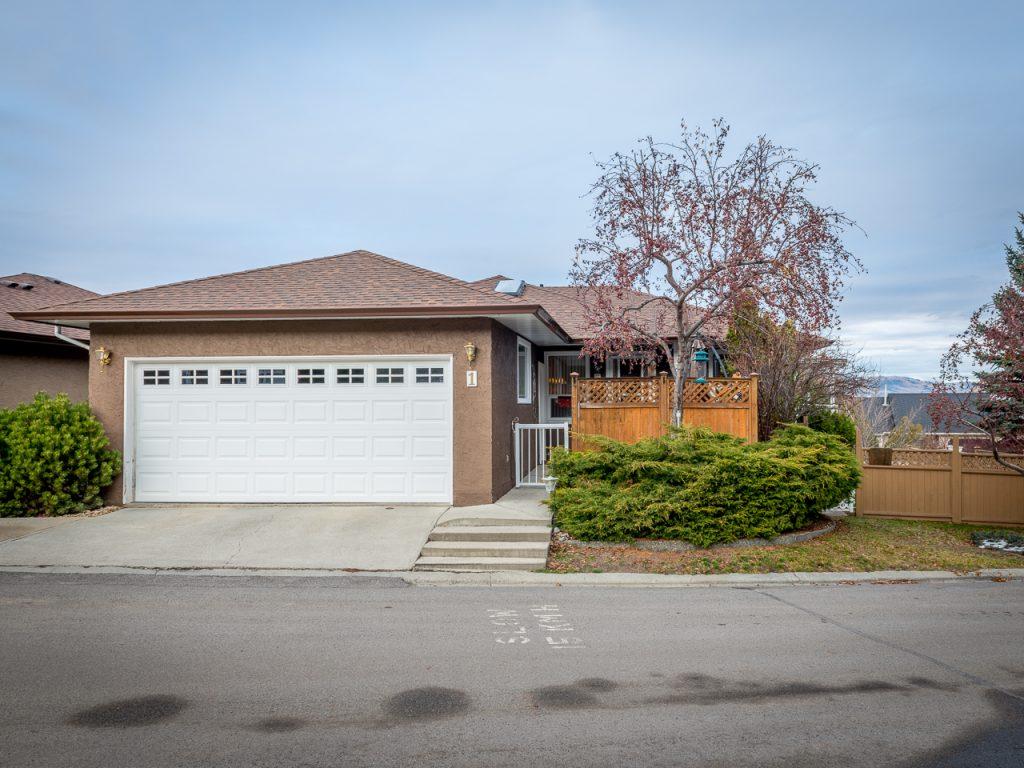 New Listing: 1-2020 Van Horne Drive, Aberdeen, Kamloops, BC $399,950