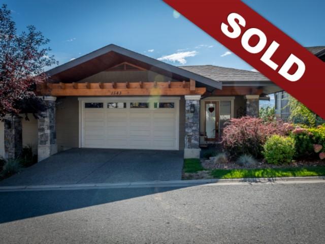 1543 Golf Ridge Dr, Sun Rivers, Kamloops Homes Sold