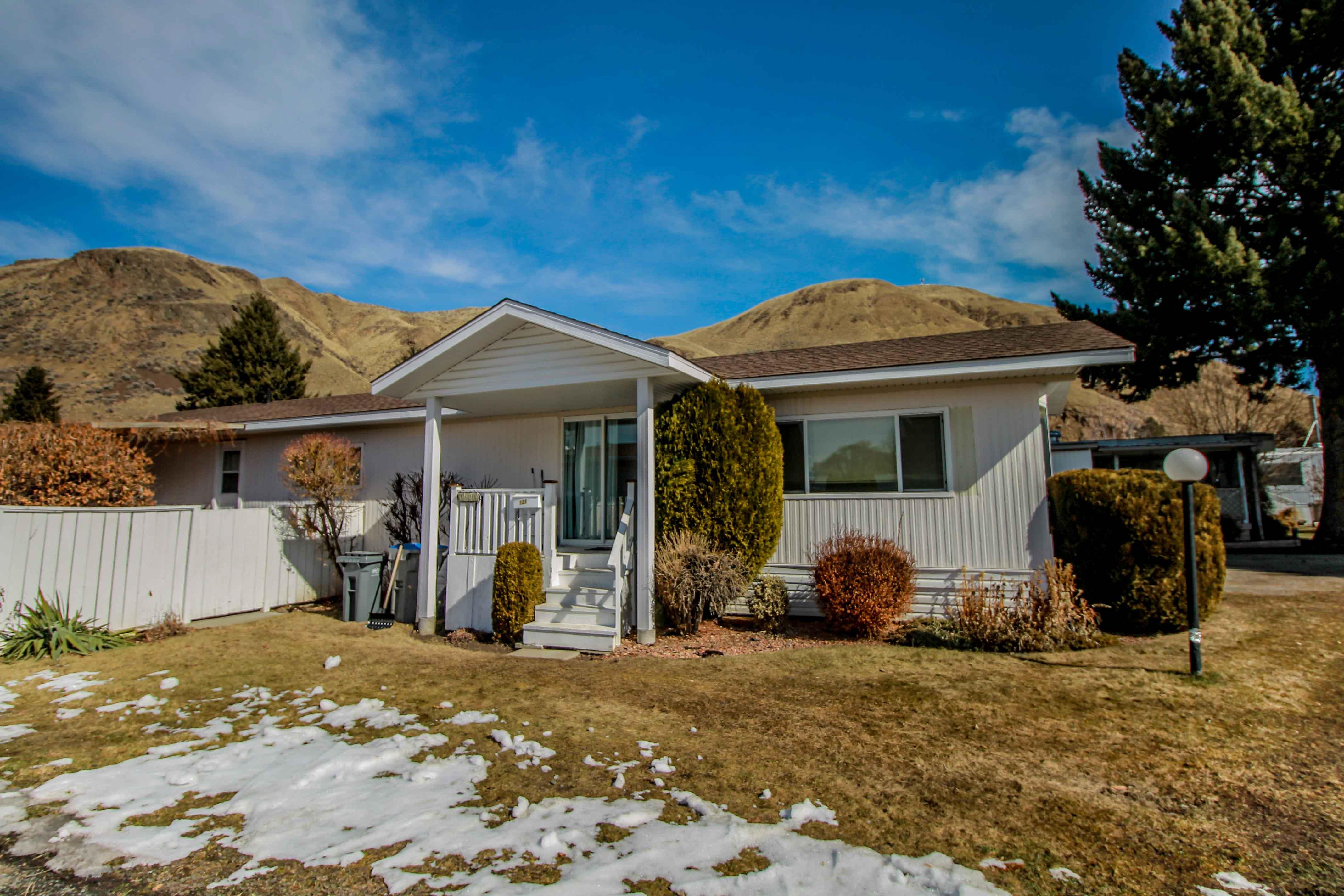 121-2401 Ord Road, Brocklehurst, Kamloops Home for Sale