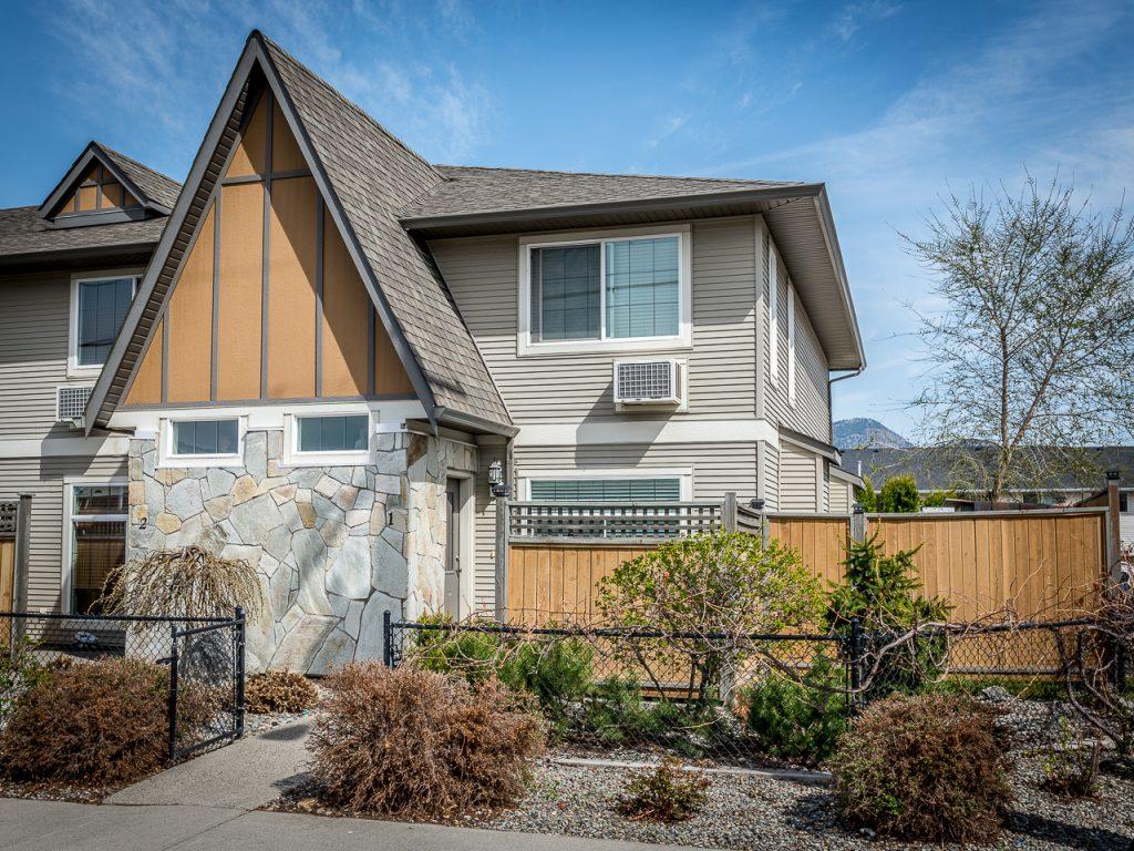 New Listing: 1-835 Southill Street, Brocklehurst, Kamloops, BC $294,900