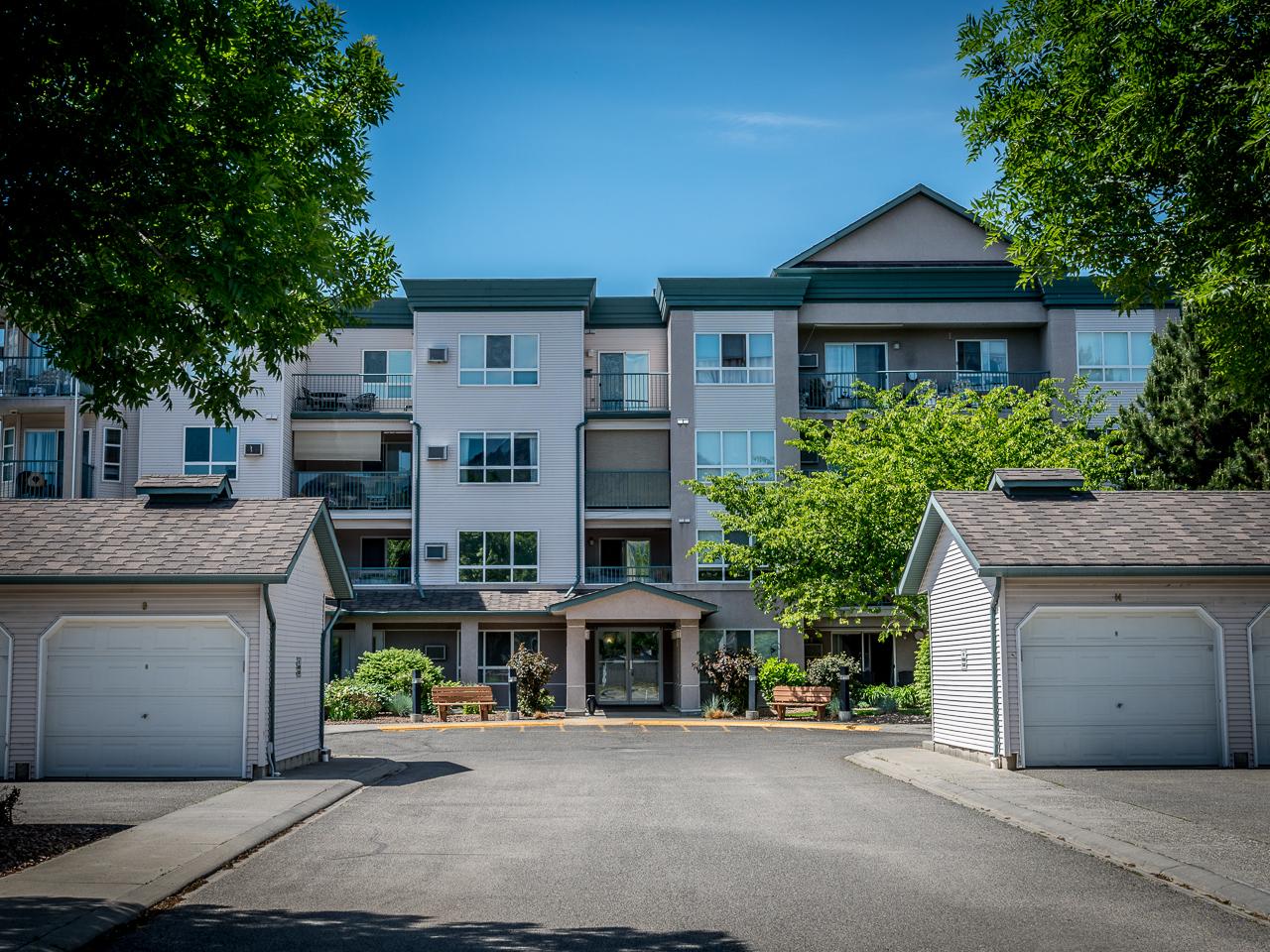New Listing: 405-860 Nicolani Drive, Brocklehurst, Kamloops, BC $224,900