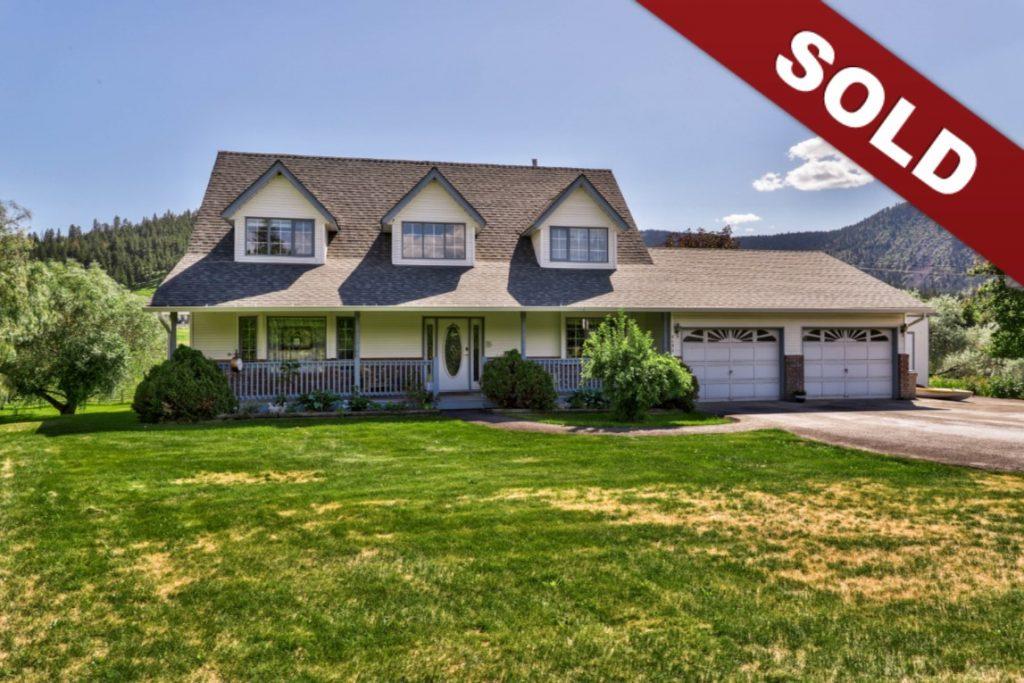 New Listing: 6493 Barnhartvale Road, Barnhartvale, Kamloops, BC $879,000