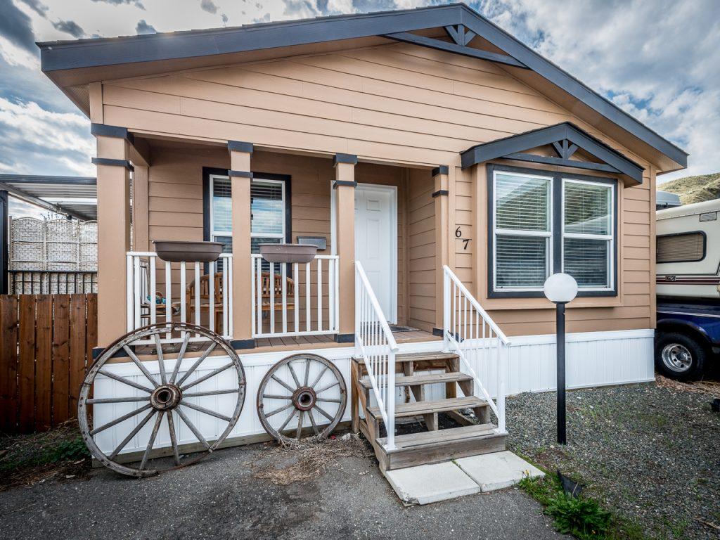 New Listing: 67-1655 Ord Road, Brocklehurst, Kamloops, BC $219,900