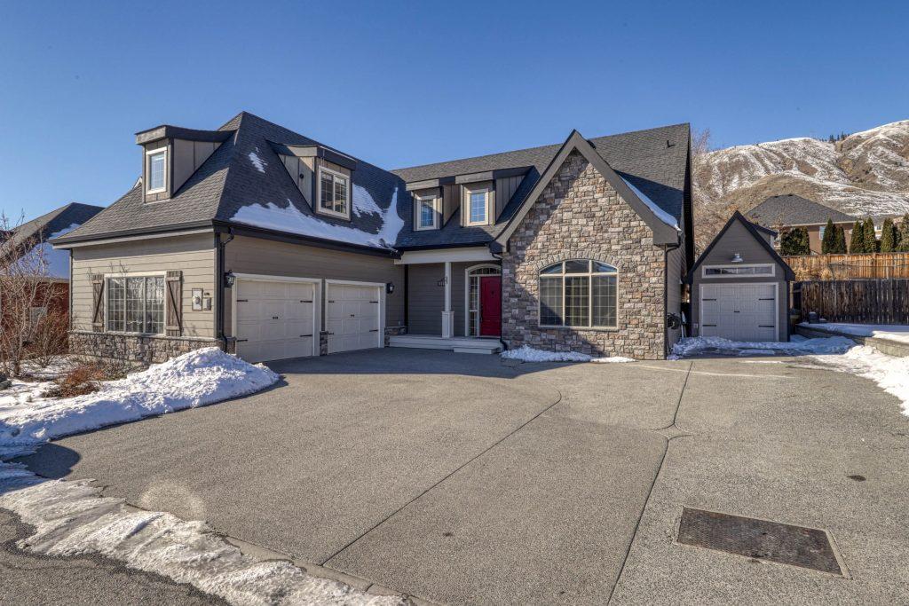 1315 Canyon Ridge Court, Sun Rivers, Kamloops Home for Sale