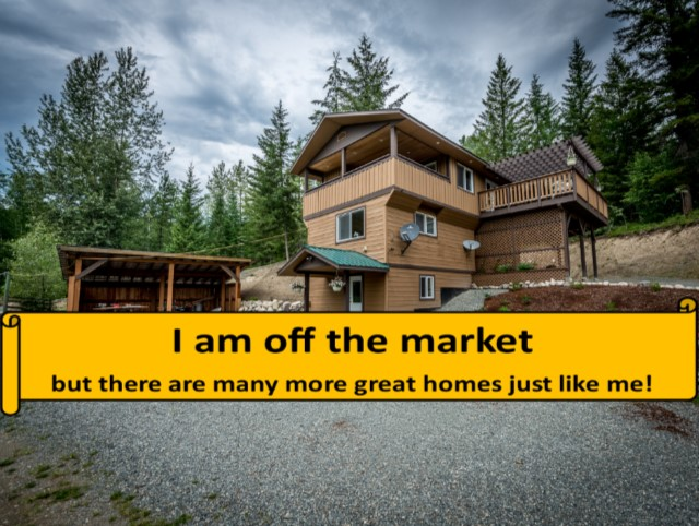 6060 Bison Ranch Rd, Barriere, Kamloops Homes Off Market