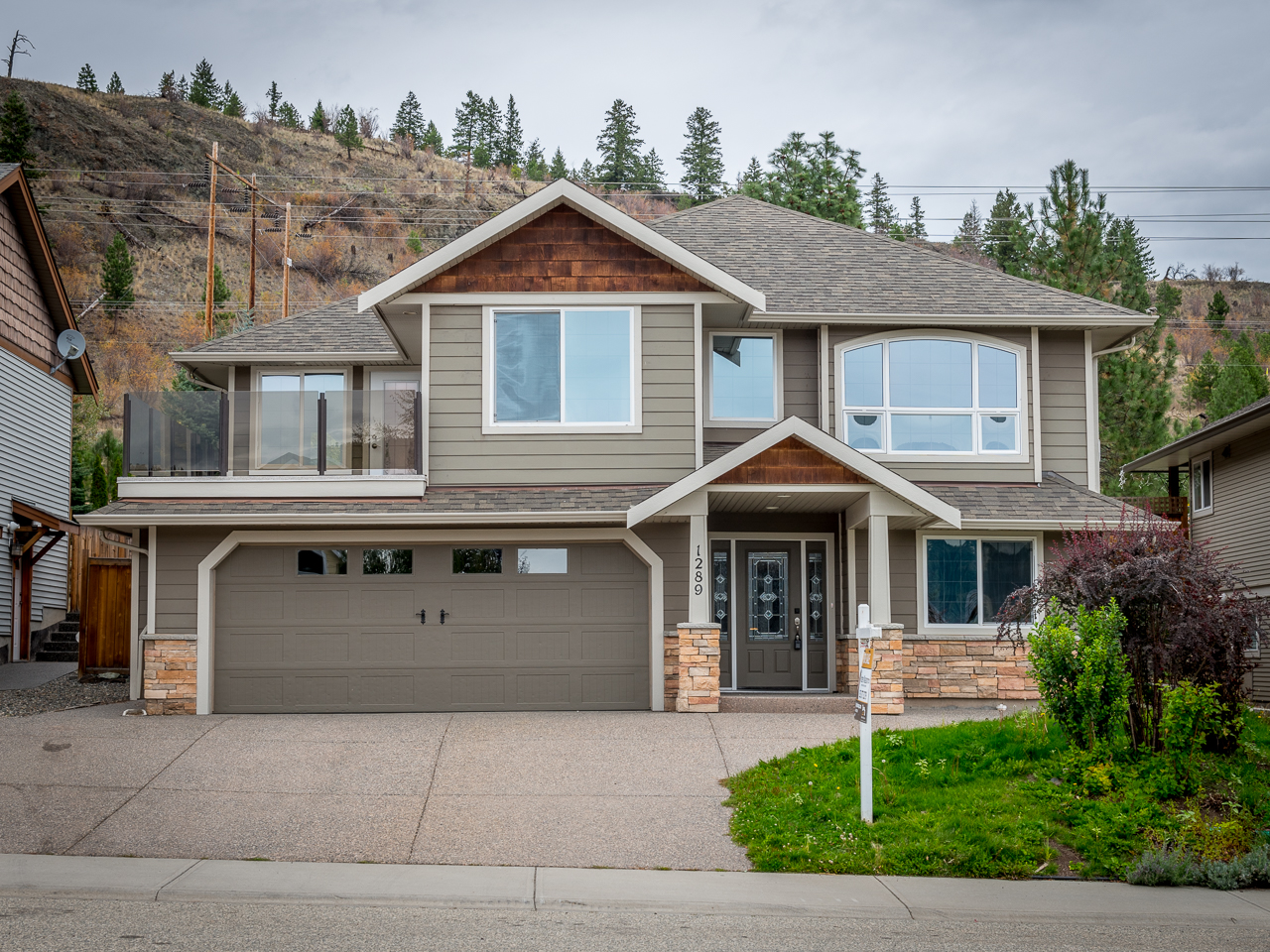 1289 Copperhead Drive, Kamloops, BC $649,900