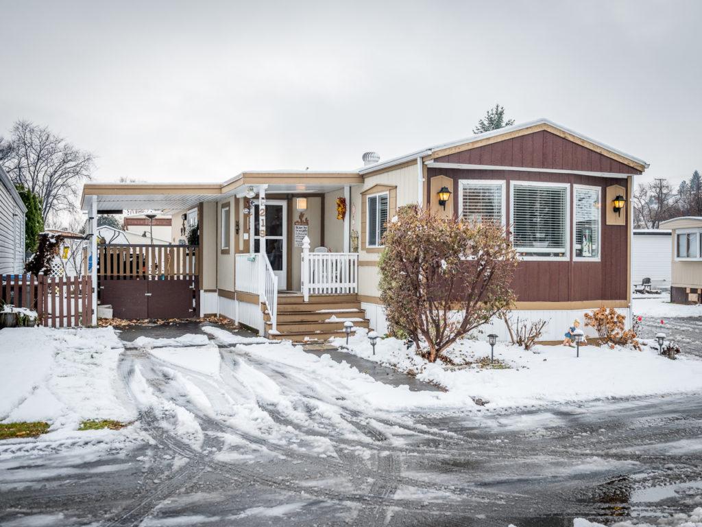 219-2400 Oakdale Way, Westsyde, Kamloops, BC