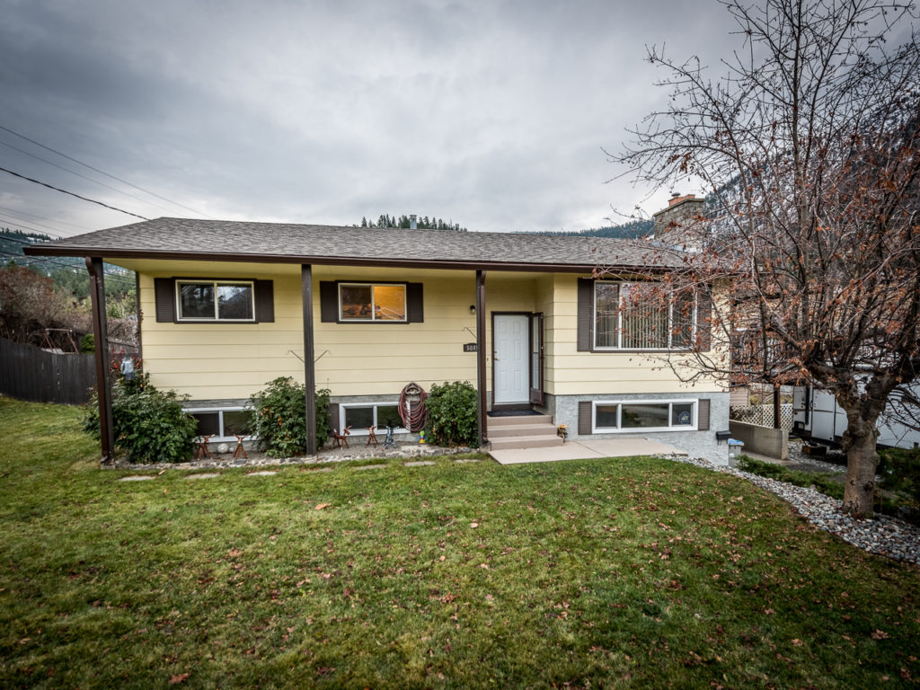 5849 Leonard Place, Barnhartvale, Kamloops, BC