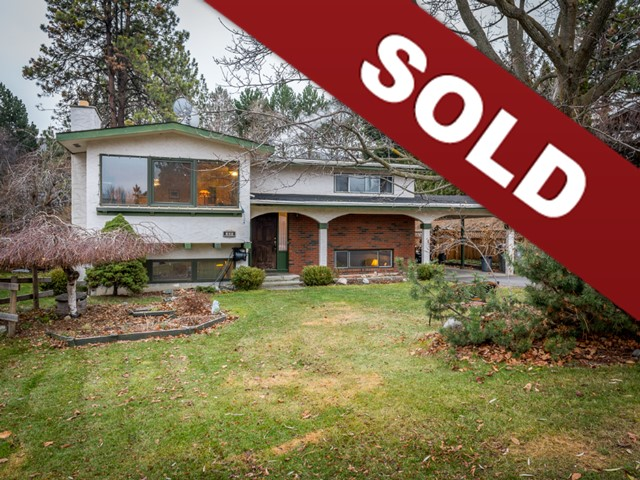 263 Gordonhorn Cres, Sahali, Kamloops Homes Sold