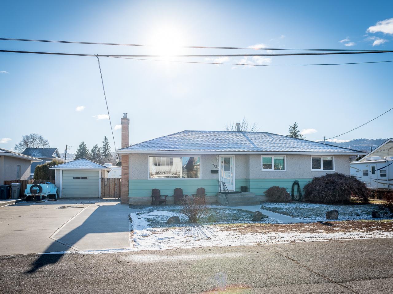 322 Walnut Ave, North Kamloops, Kamloops, BC, Homes For Sale