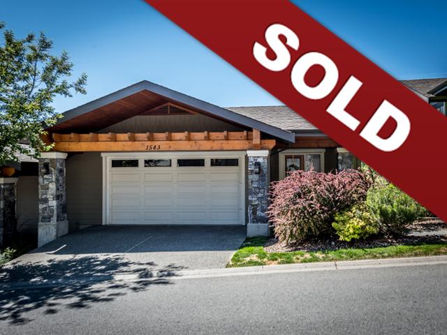 1543 Golf Ridge Drive, Sun River,s Kamloops Real Estate for Sale