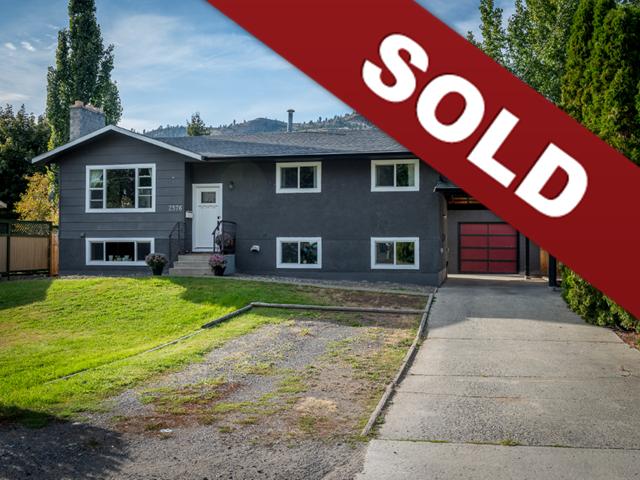 2576 Sandalwood Pl, Westsyde, Kamloops Real Estate Sold