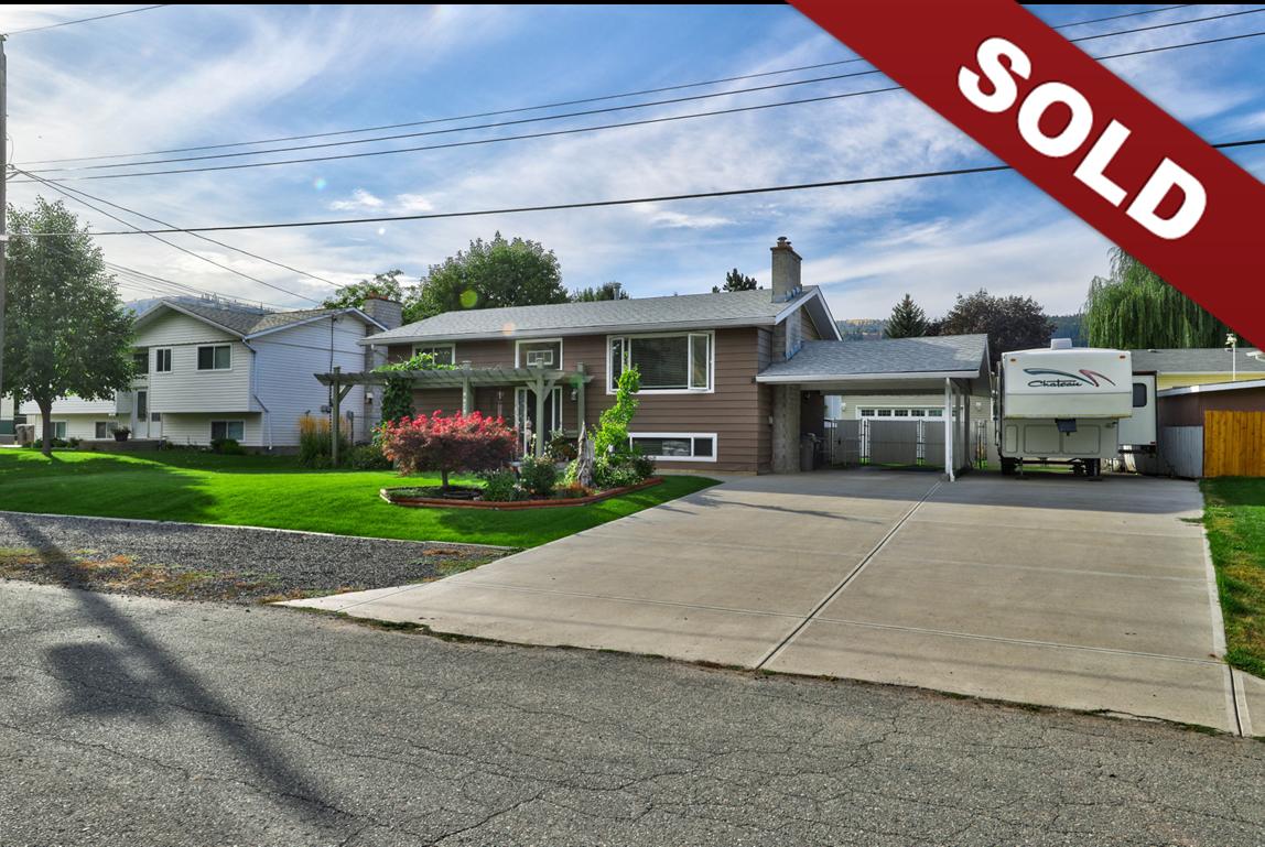 4763 Stevens Dr, Rayleigh, Kamloops Real Estate Sold