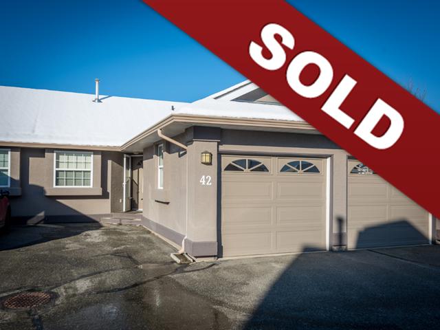 42-1750 McKinley Crt, Sahali, Kamloops Real Estate Sold